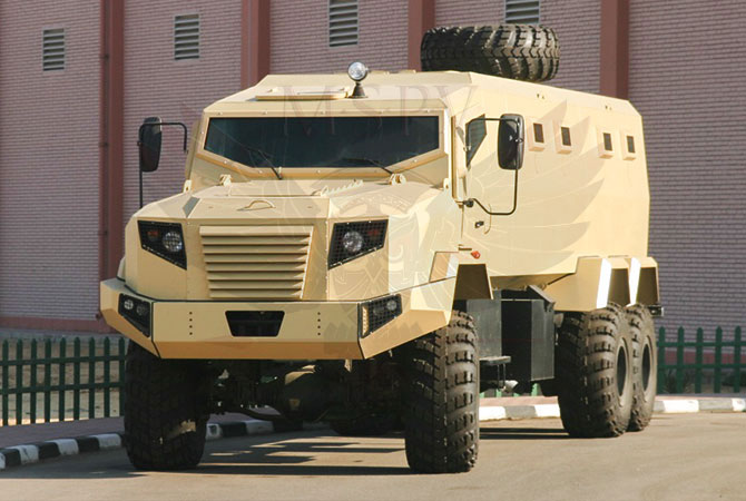 Armoured Personnel Carrier Ghana - panthera-6x6-krazz