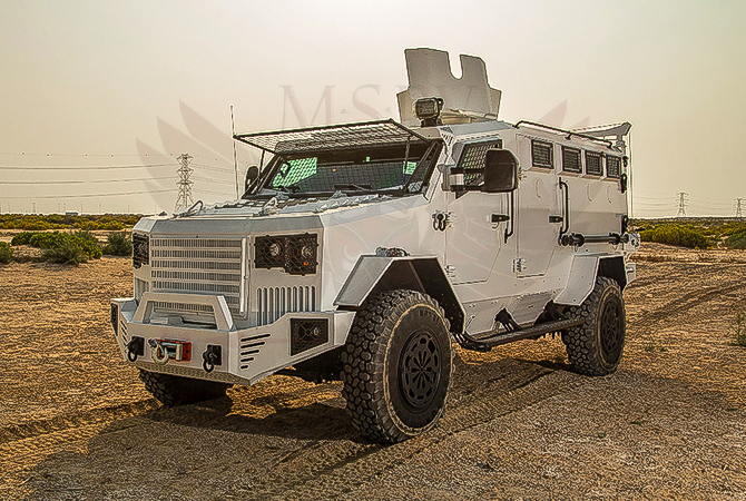 Armoured Personnel Carrier Ghana - panthera-f9