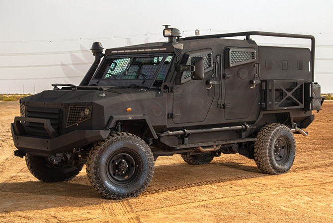 Armoured Personnel Carrier Ghana - panthera T4