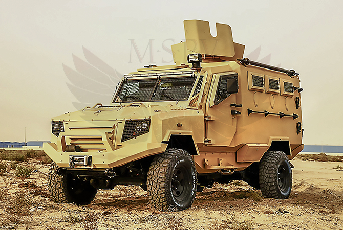 Armoured Personnel Carrier Ghana - panthera-t6