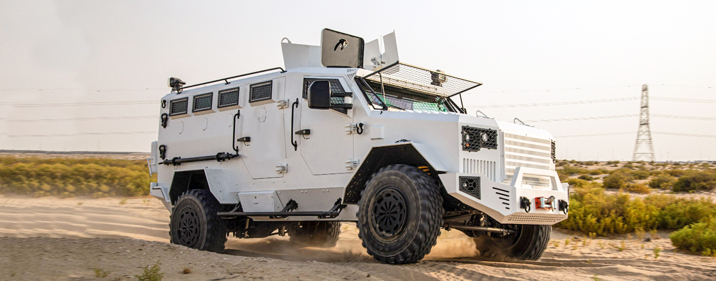Armoured Personnel Carrier Ghana - Panthera F9